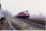 MNCR 2008 Northbound