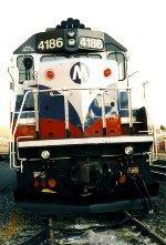 Metro North 4186