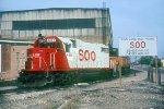 SOO GP38-2 4401