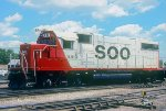 SOO GP38-2 4413