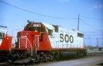 SOO GP38-2 4416