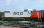 SOO GP38-2 4424
