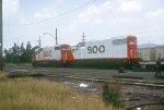 SOO GP38-2 4435
