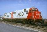 SOO GP38-2 4442