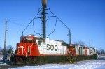 SOO GP38-2 4444