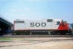 SOO GP38-2 4445