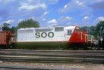 SOO SD40 6403