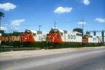 SOO SD40-2 6604