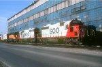 SOO SD40-2 6614
