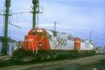 SOO SD40-2 6618