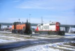 SOO SD40-2 6623
