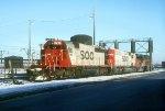 SOO SD40-2 764