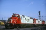 SOO SD40-2 767