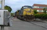 CSX 250 crossing 18th Street