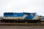 TSH  702 rebuilt from GP40-2W