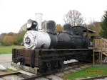 Little River Railroad shay #2147