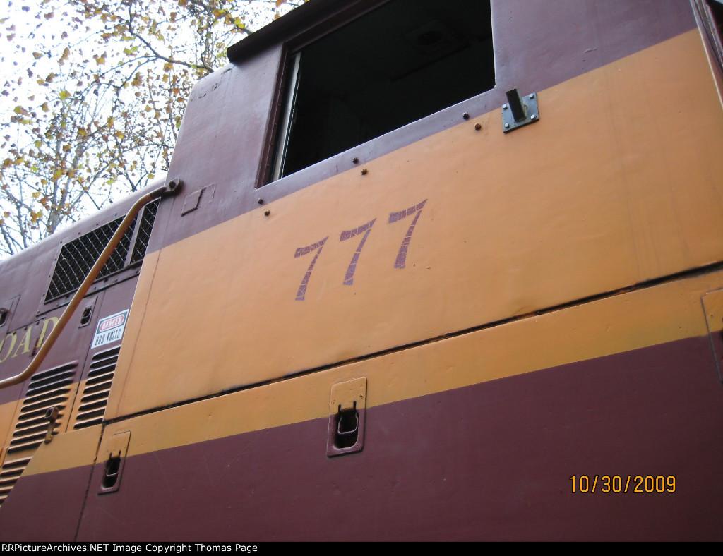 GSMR 777