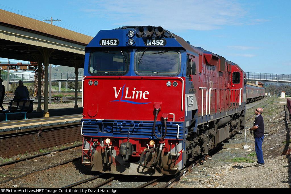 V/LINE N452