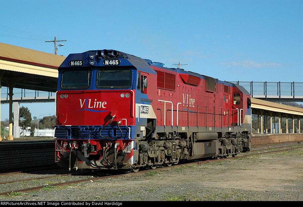 V/LINE N465