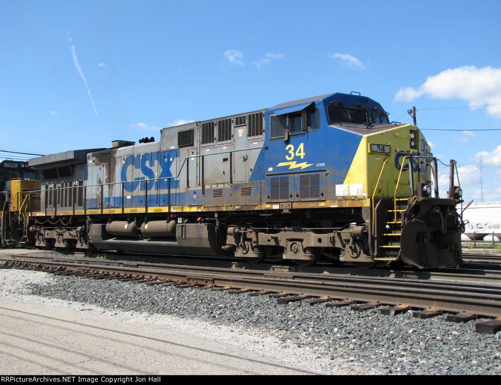 CSX 34