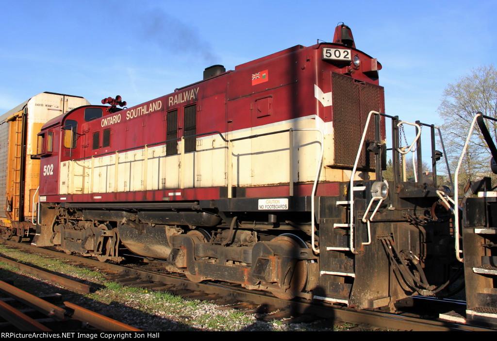 OSR 502