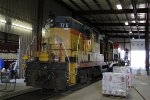 OSR 175 & 644 sit inside the new part of the shop