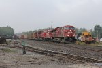 CP 8790 comes through Guelph Junction leading the 234