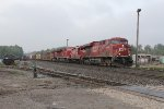 234 rolls east with an STLH GP9 second out