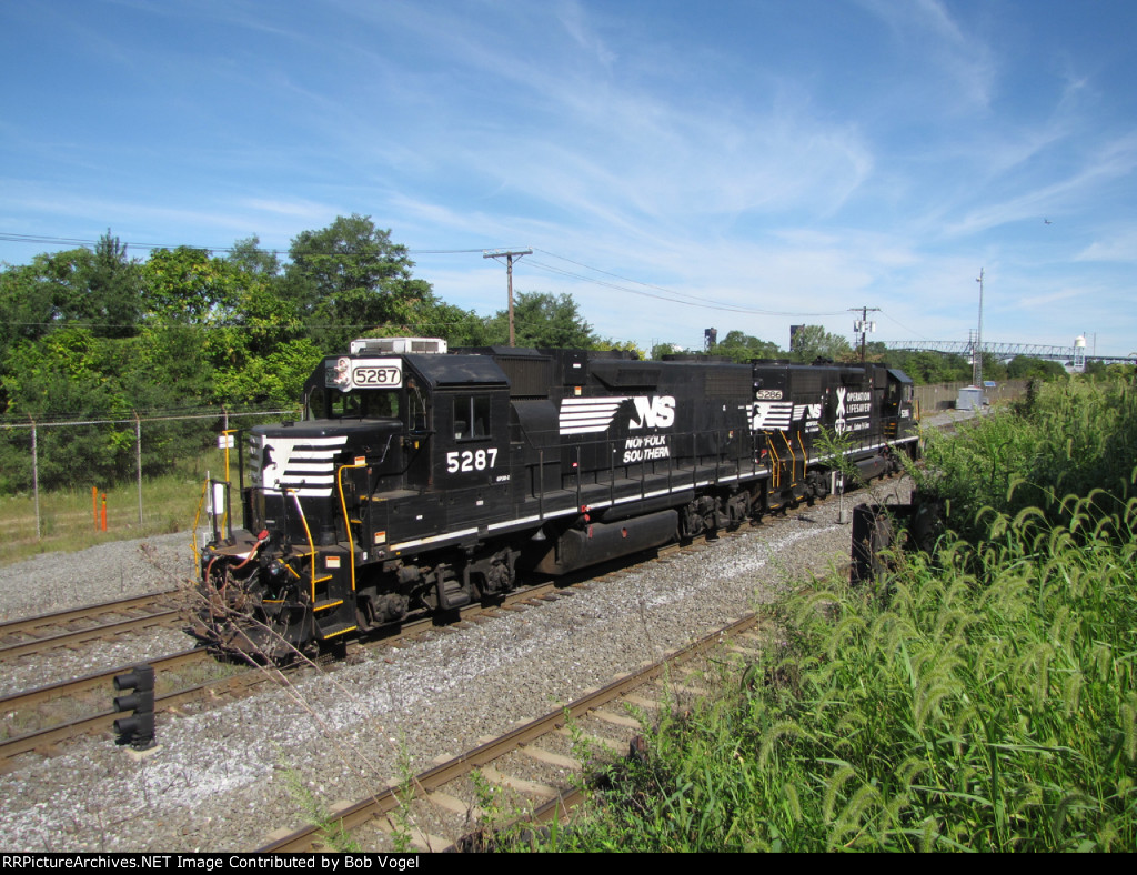 NS 5287 and 5286