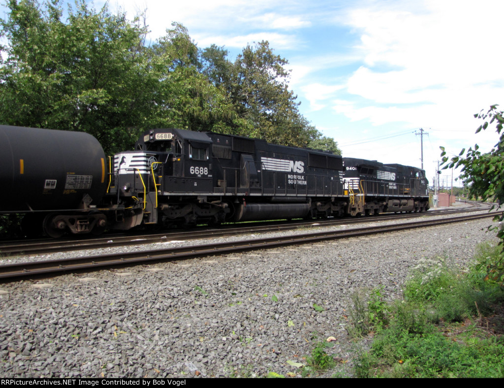 NS 6688 and 9401