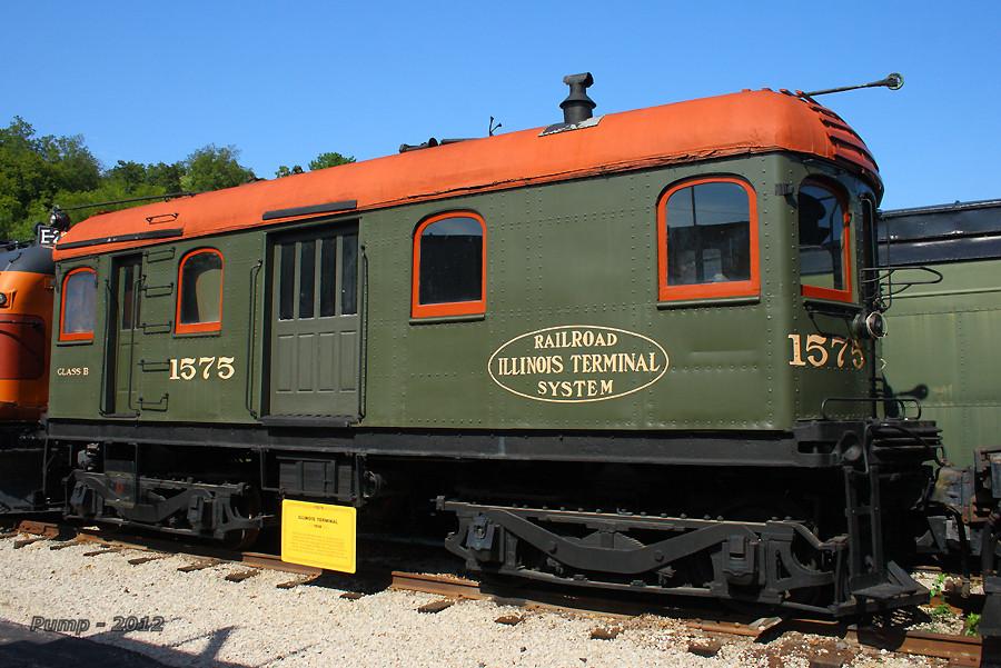 ITC 1575 - Electric Class B