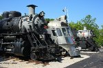Museum of Transportation Locomotives
