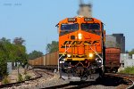 Westbound BNSF Loaded Coal Train