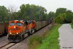 Eastbound BNSF Loaded Coal Train
