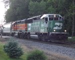 BNSF 3134 and 2240