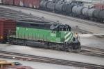 BNSF 1848