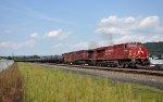 CP 614-282 on NS Buffalo Line