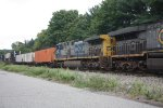 q156 intermodal detour on nysw tracks 11:30 am