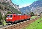 185 117 - DB Schenker Rail, Germany