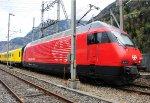 460 084 - SBB Swiss Federal Railways