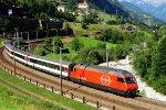 460 092 - SBB, Switzerland