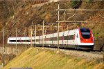 500 010 - SBB Swiss Federal Railways