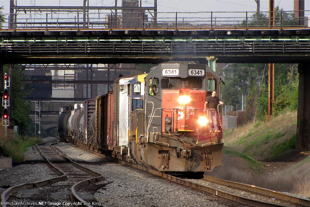 HLCX 6341 CSX Q30022