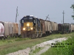 One of many CSX locals