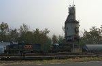 C&O coal tower