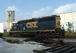 CSX 4407 West