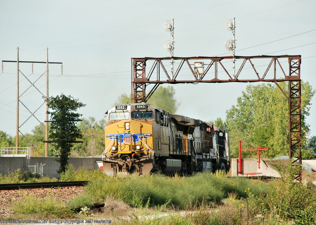 Union Pacific 5593