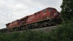 Norfolk Southern south-bound manifest with Canadian Pacific power!