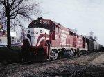 TPW Grain Train