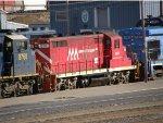Vermont RR Locomotive